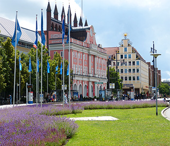 Rostocker Altstadt