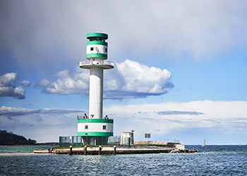 Bülker Leuchturm in Kiel