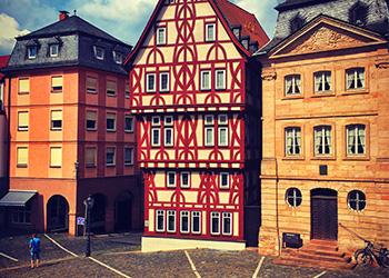 Aschaffenburger Altstadt