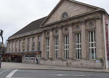Wuppertaler Bus Bahnhof