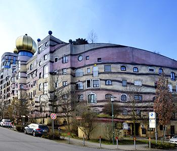 Waldspirale von Darmstadt