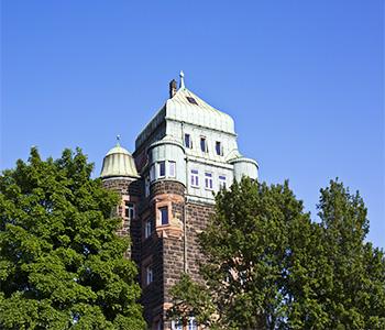 Hochzeitsfahrt in Duisburg