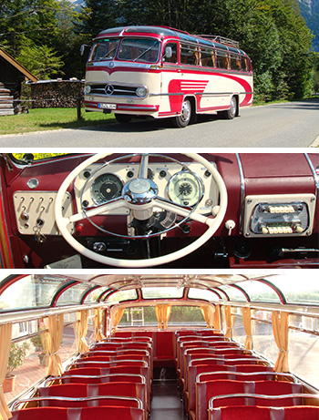 München Bus Mercedes Benz