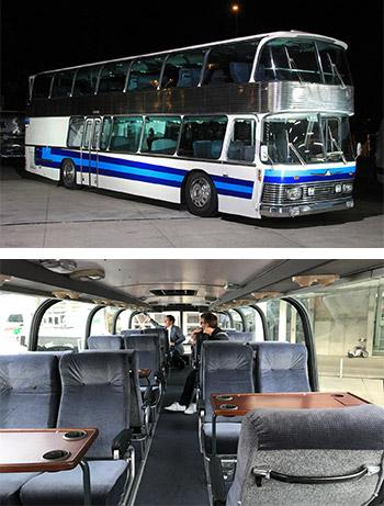 Münchener Doppeldecker bus