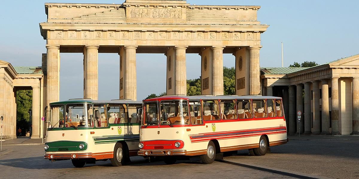 Berliner Oldtimer Bus