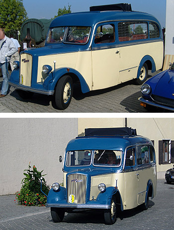 Opel Blitz 1,5C