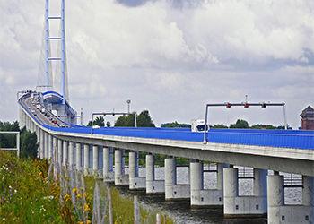 Stralsunder Brücke zu Rügen