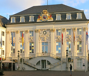 Altes Rathaus Bonn Bus