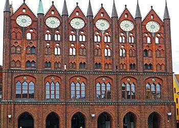 Stralsunder Rathaus