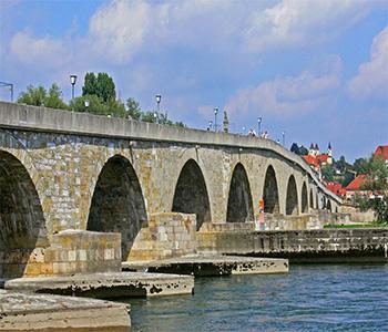 Steinbrücke von Regensburg