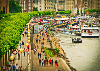 Die Düsseldorfer Rheinpromeda