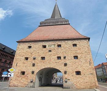 Das Stadttor von Rostock