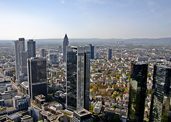 Sightseeing in Frankfurt im Oldtimer