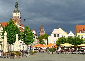 Altstadt von Cottbus
