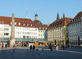 Altstadt in Unterfranken - Würzburg