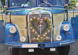 Rosenherz-Hochzeit