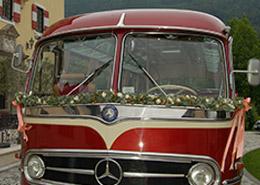 bus mieten Hochzeit