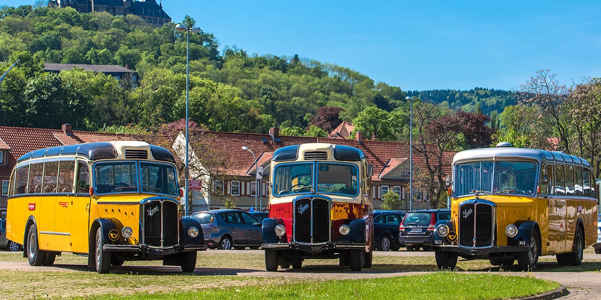 Harzer Oldtimer Bus
