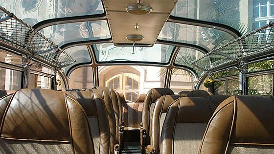 Mercedes-Benz-L4500-Innenraum
