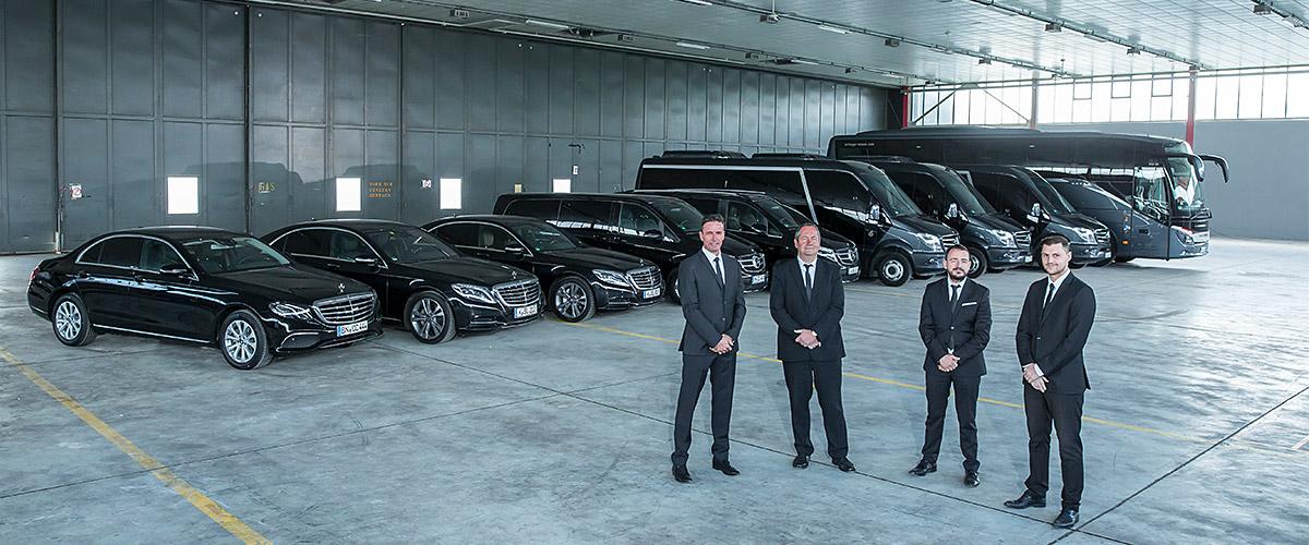 Limousinen Service Deutschland