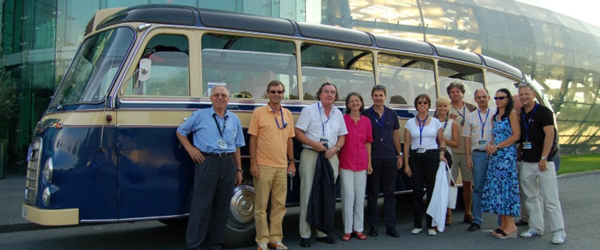 Oldtimer Bus Neoplan