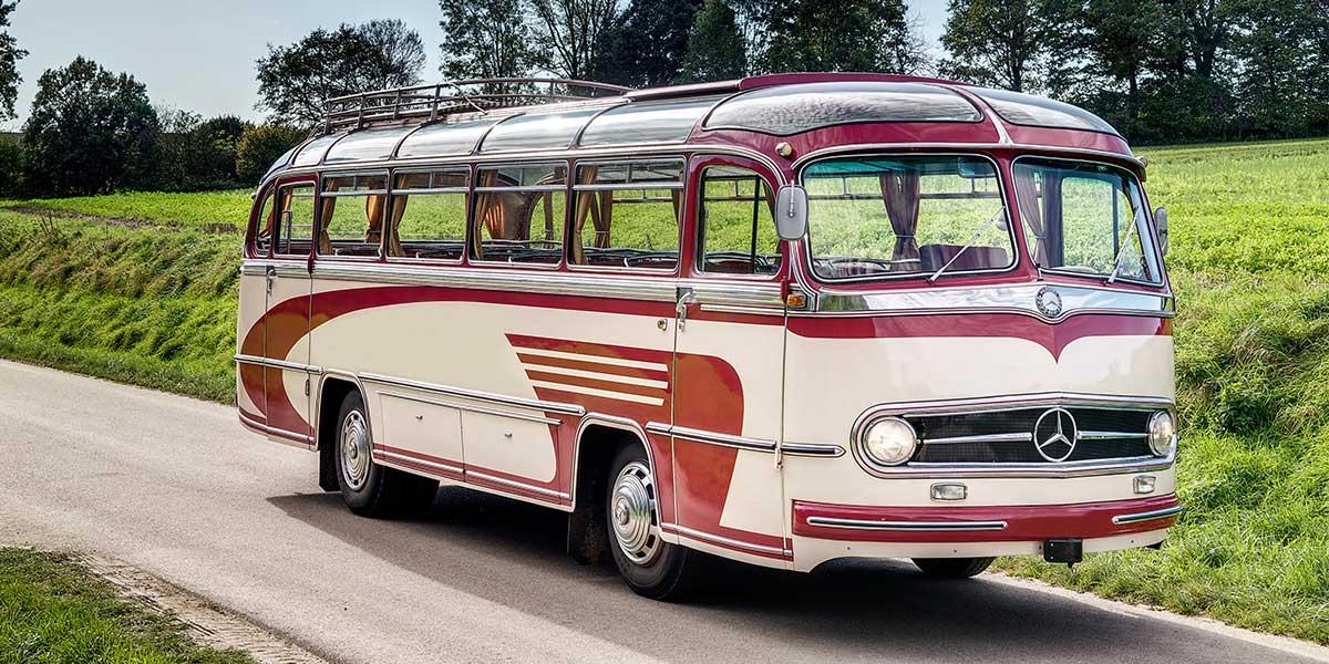 Bus Oldtimer Muenchen