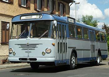 Büssing-Omniebus-Deutschland
