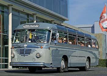 Büssing-Omniebus-Rundfahrt