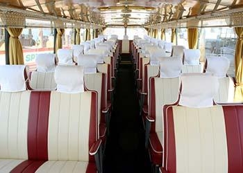Fleischer-Bus-Innenraum