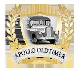 Logo Apollo Oldtimer - Hochzeitsbus und Oldtimer-Bus